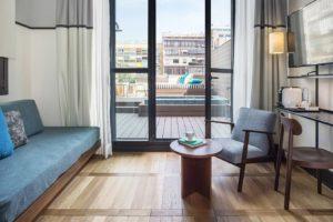 hotel prkatik essence barcelona habitaciones