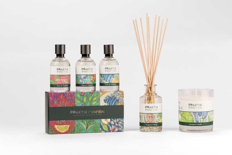 perfumes hotel praktik essence