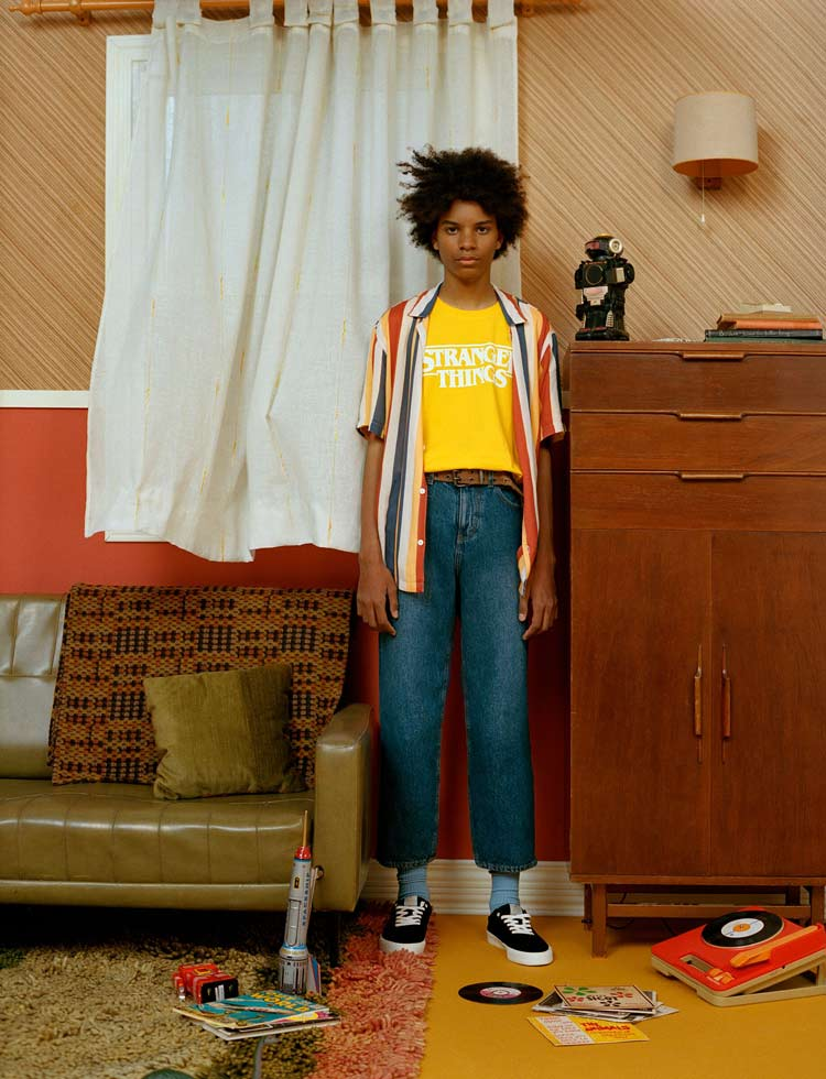 camisetas-de-coleccionista-strangers-things-pull-and-bear