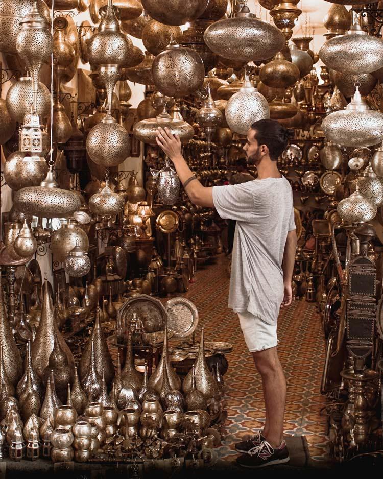 puesto-del-zoco-de-marrakech