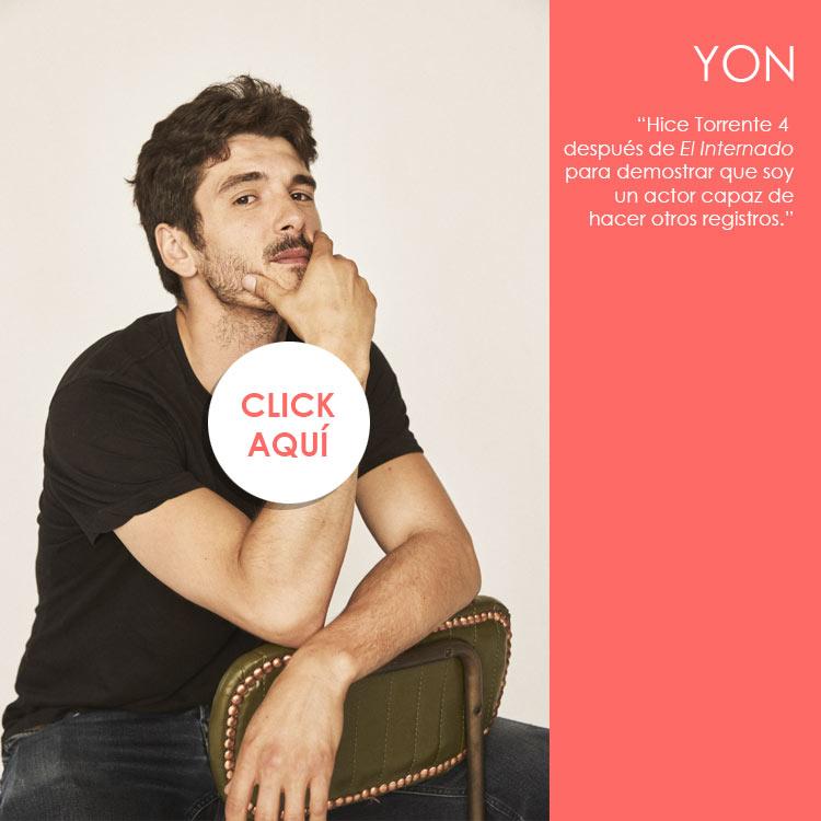 entrevista con yon gonzalez