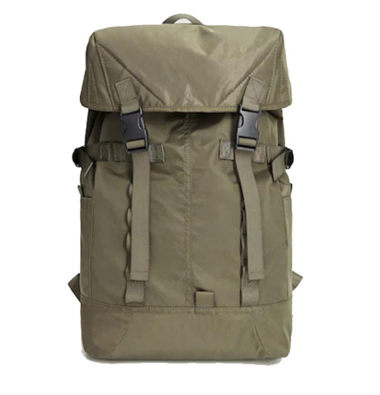 mochila-deportiva-mango-man-en-color-verde-militar