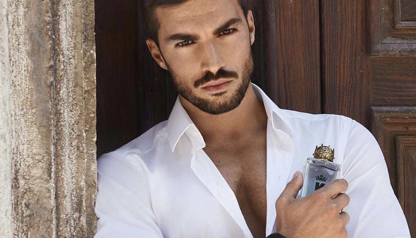 anuncio perfume hombre 2019 dolce gabbana