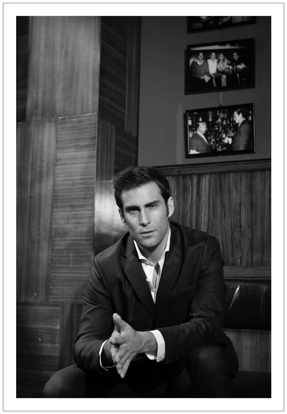 editorial moda masculina sastreria para hombre