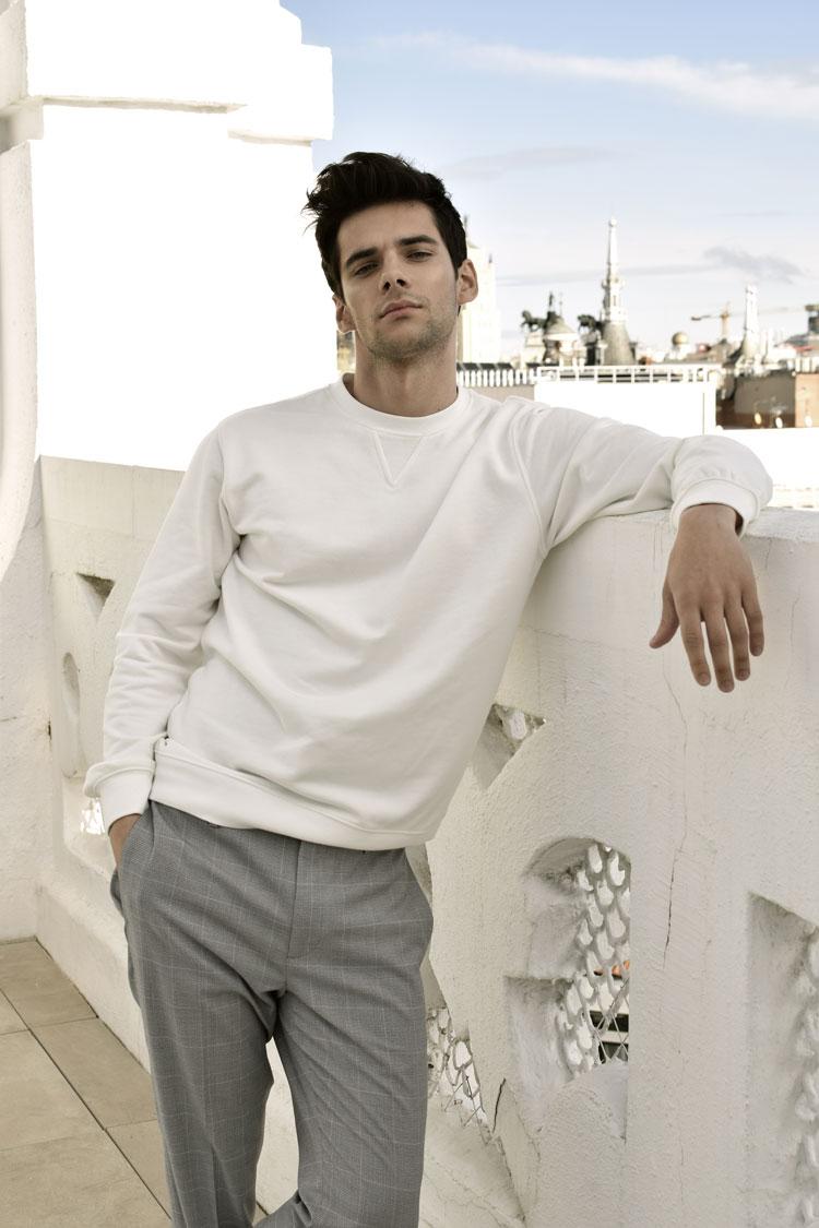 editorial de moda masculina