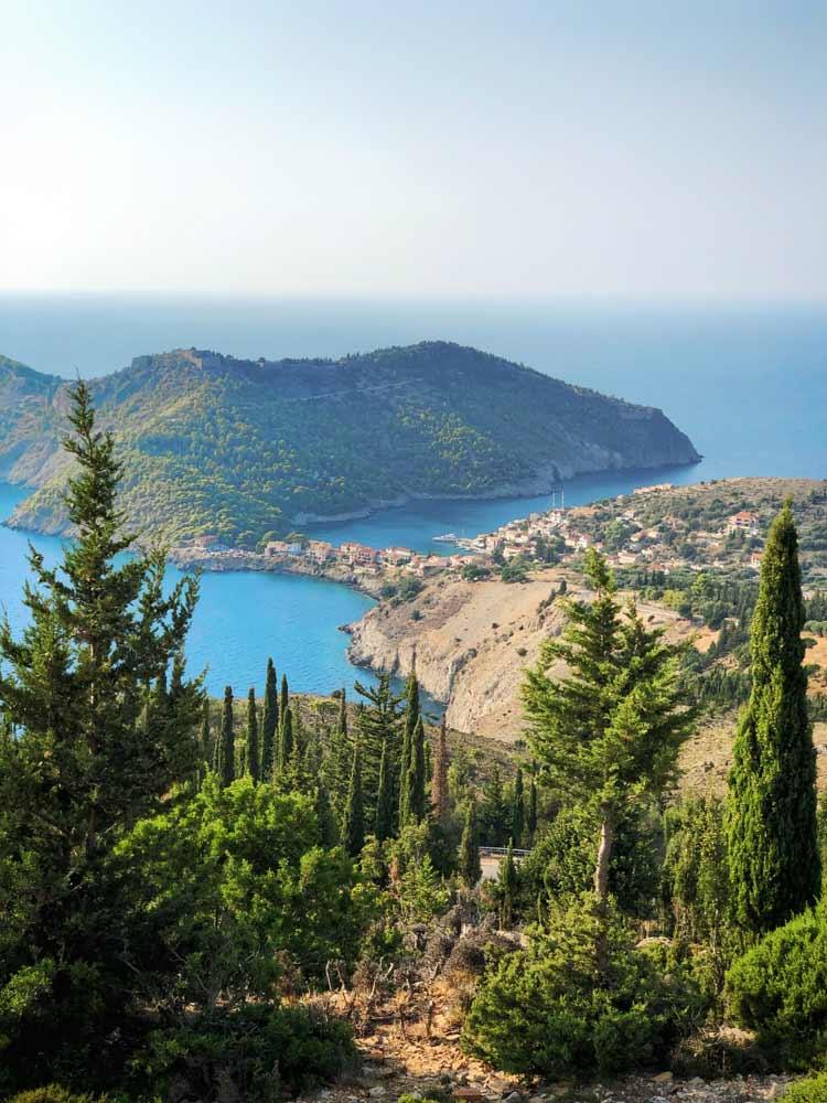 viajar a cefalonia islas griegas