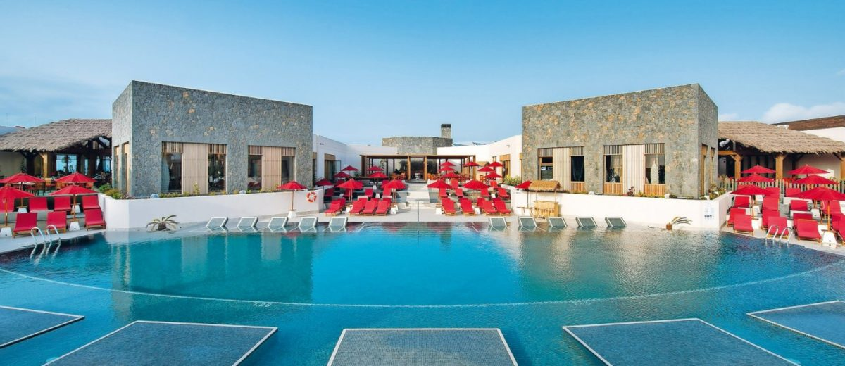 resort familiar en fuerteventura pierre vacances origo mare piscina