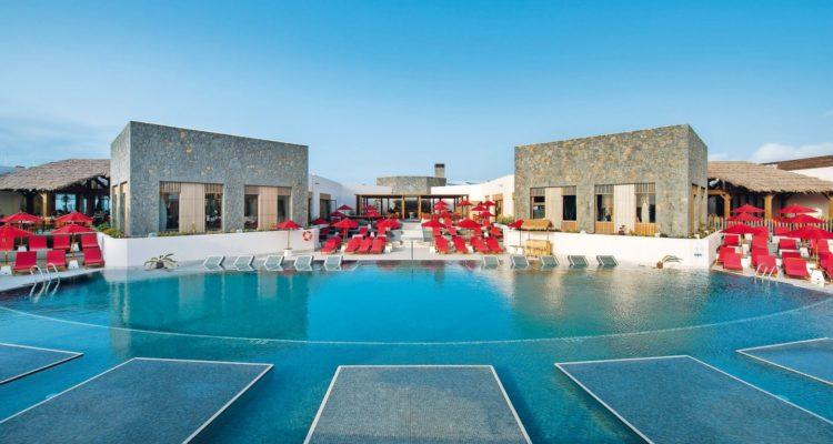 resort familiar en fuerteventura pierre vacances origo mare piscina