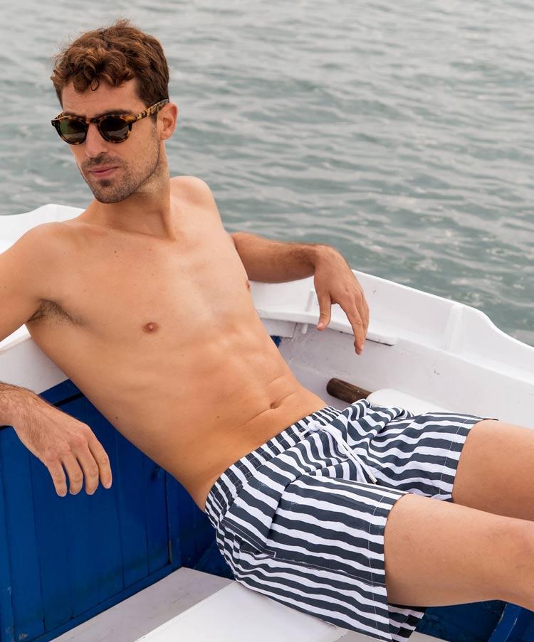 tendencias masculinas para el verano
