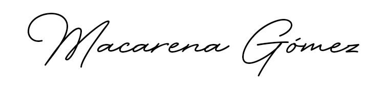 Macarena-gomez-firma