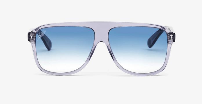 gafas de sol de cristiano ronaldo acetato transparente