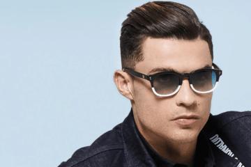 las gafas de sol de cristiano ronaldo cr7 eyewear
