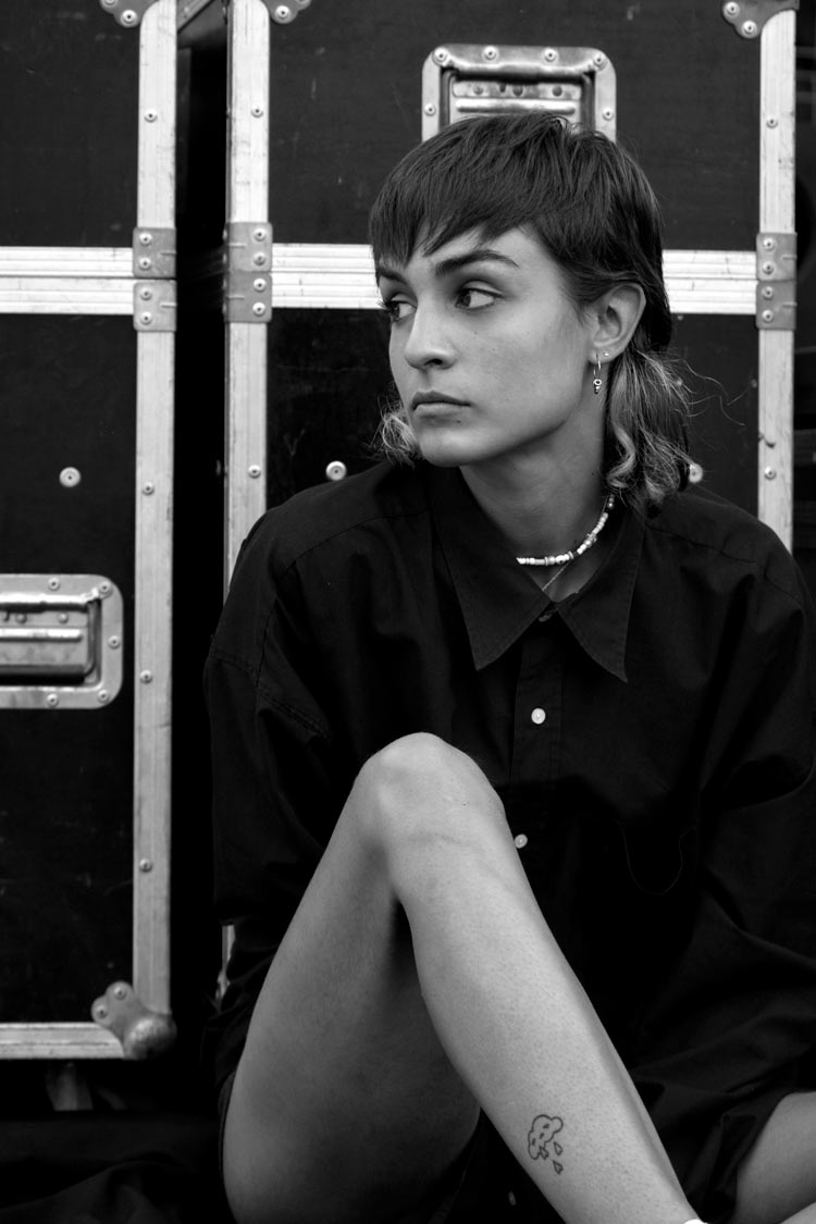 natalia lacunza tiny tour fotos en el backstage