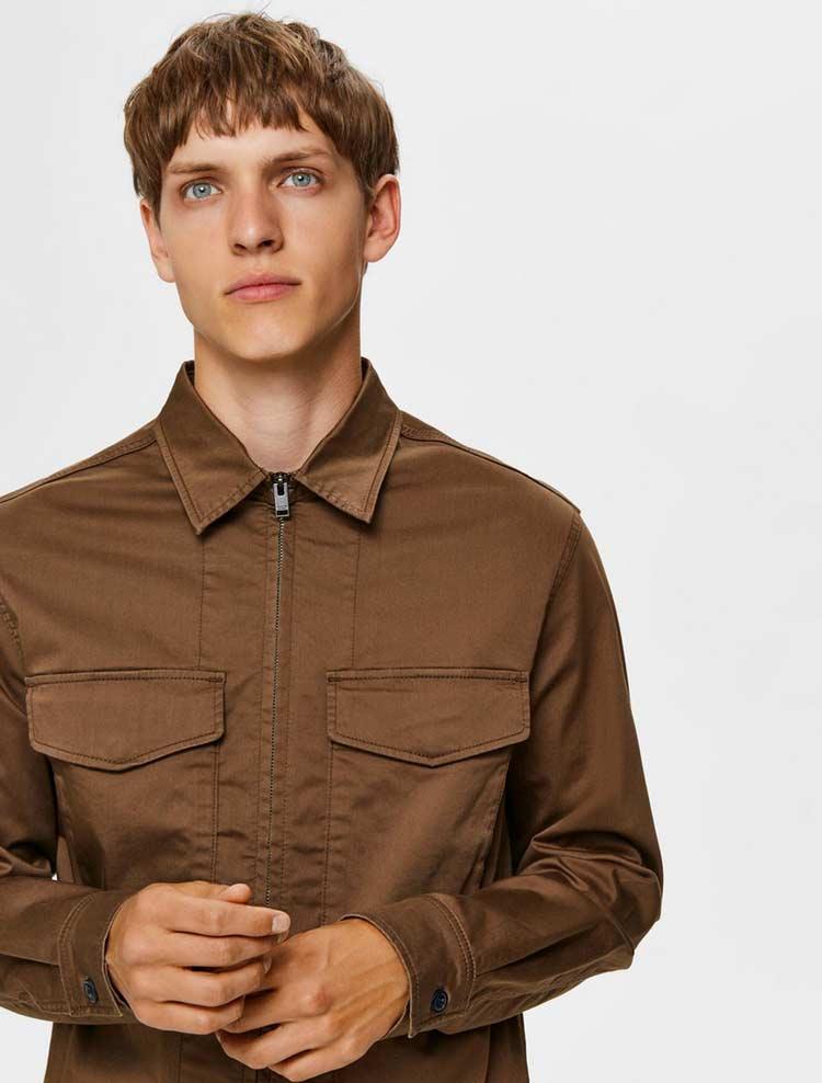 sobrecamisa-marron-moda-masculina