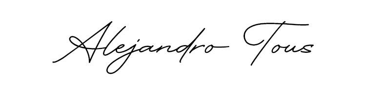 alejandro-tous-autografo