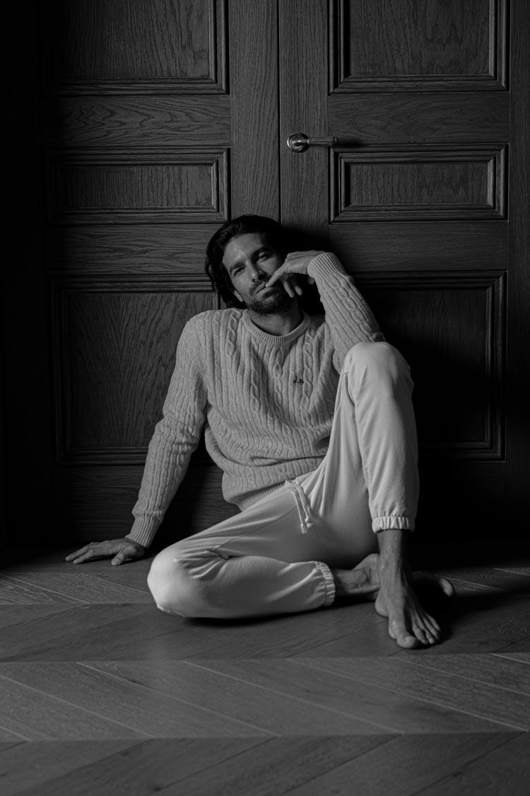 editorial moda hombre comfy wear