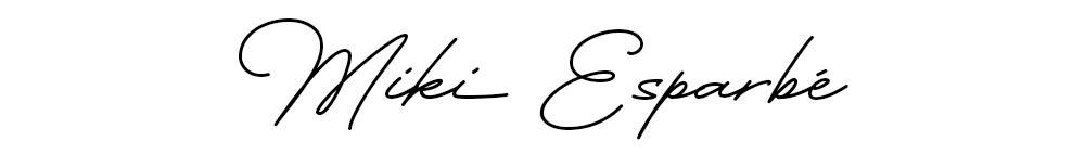 miki-esparbe-autografo